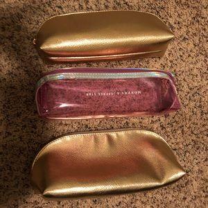 Morphe makeup bags